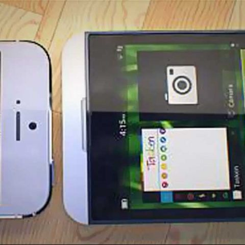 Leaked images show how good the BlackBerry Z10 looks