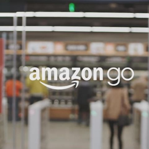 Amazon opens a grocery story with no checkout lines