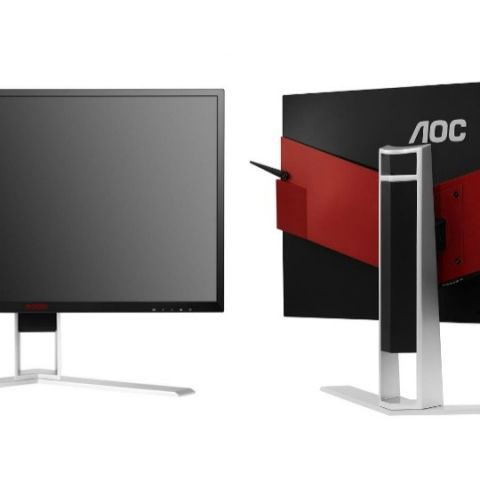 AOC AGON X-Series gaming monitors in India