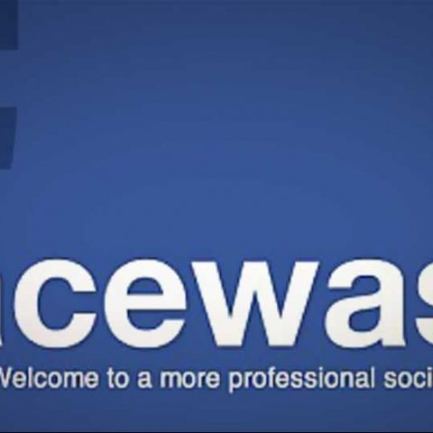 FaceWash helps clean up your Facebook profile