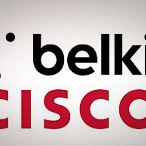 Belkin acquires Cisco's Home Business, retains all things Linksys