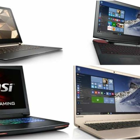 5 best laptops of 2016