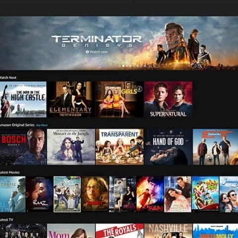 First impressions: Amazon Prime Video