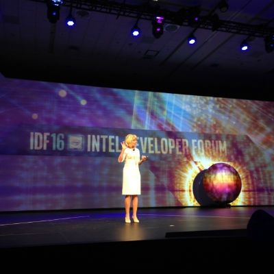 Software Innovation Shapes the Future at IDF16