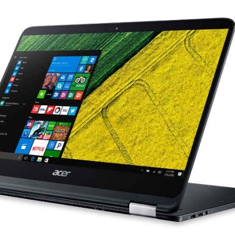 Acer Spin 7, world's thinnest convertible notebook now available in India at Rs 1,09,000