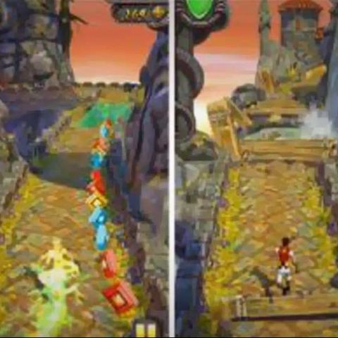 Temple Run 2 now available for iOS, coming to Android next week