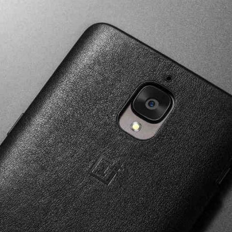 best service e711b 44e1a OnePlus launches leather case for OnePlus 3, OnePlus 3T