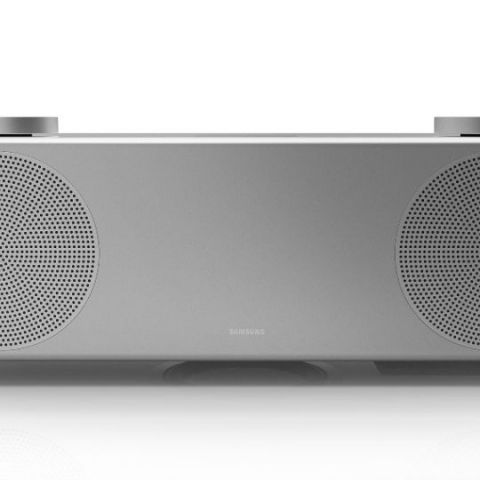 Samsung focuses on sleek designs and audio upscaling with new home audio products ahead of CES 2017