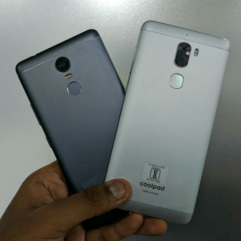 Performance Comparison: Lenovo K6 Note vs Coolpad Cool 1