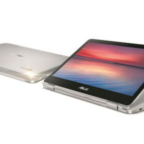 Asus Chromebook Flip C302CA is the latest to embrace USB-C port