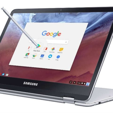 Samsung may be working on a 2-in-1 Chromebook codenamed 'Nautilus'