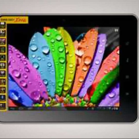 Simmtronics launches XPAD X-801, an 8-inch ICS tablet with voice calling
