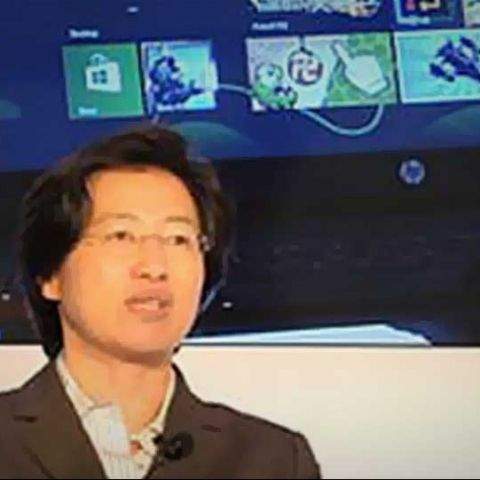 CES 2013: AMD shows off new processors and GPUs