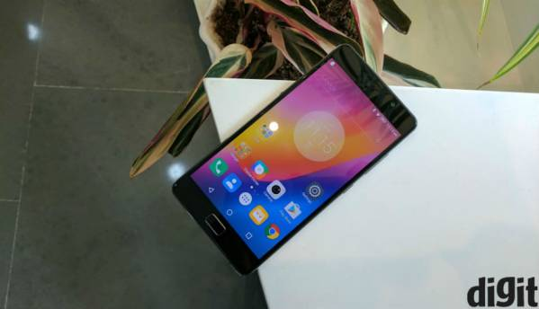 Lenovo P2 with 5100mAh battery launched in India, prices start at Rs. 16,999
