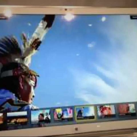 CES 2013: Panasonic introduces 20-inch 4K Windows 8 tablet