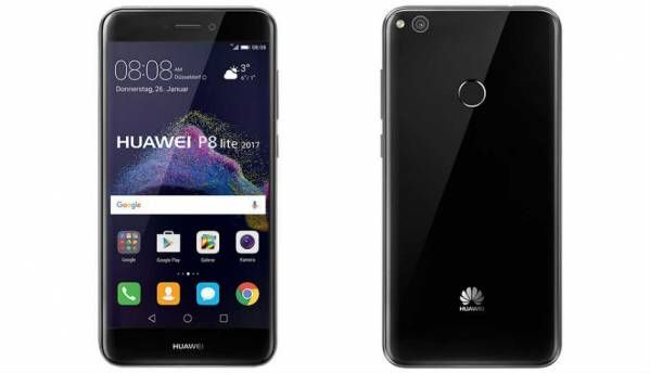 Huawei P8 Lite (2017) launched with 5.2-inch display and Kirin processor