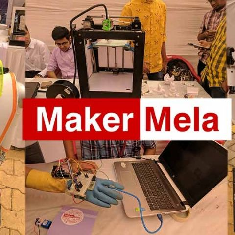 Maker Mela 2017 - A fair for all makers