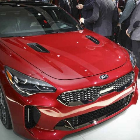 Top Five Cars and Prototypes from the Detroit Auto Show
