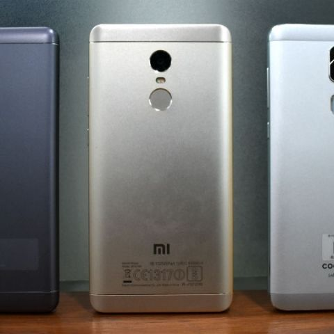 Comparison: Xiaomi Redmi Note 4 vs Coolpad Cool 1 vs Lenovo K6 Note