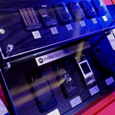 The future of Motorola's Moto Mods is taking shape