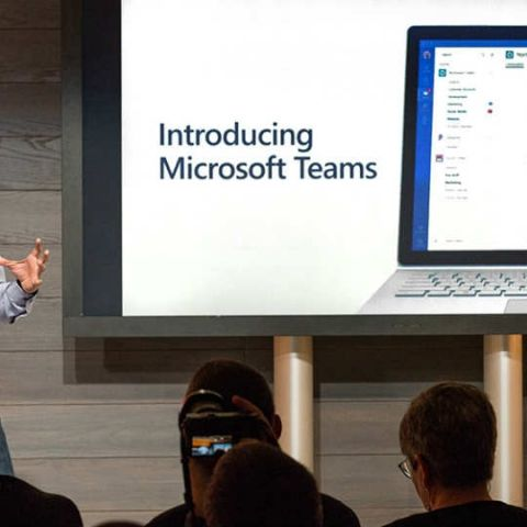 Microsoft Teams is headed to India: time to wave goodbye to slack?