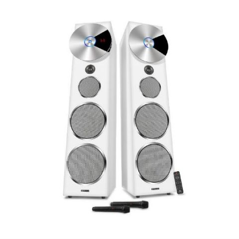 Zebronics Hard Rock 1 flagship tower speaker launched at Rs. 30,000