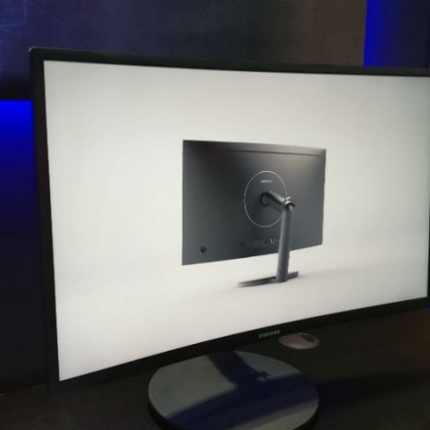 Samsung C24FG70, C27FG70 curved gaming monitors launched in India