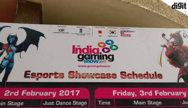 India Gaming Show 2017: In Pictures