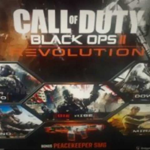 Details of first COD: Black Ops 2 DLC leaked ahead of launch