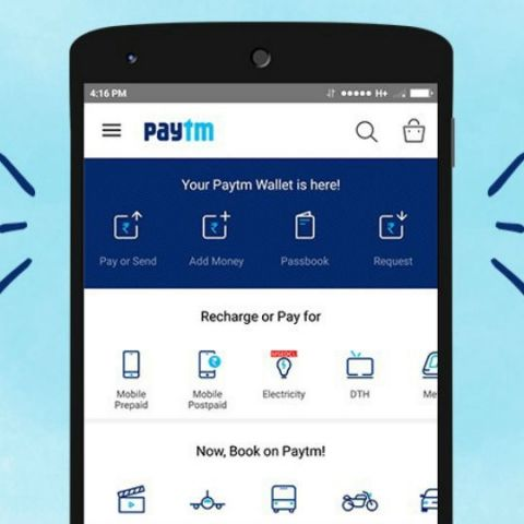 Paytm to invest Rs. 600 Crore to expand network