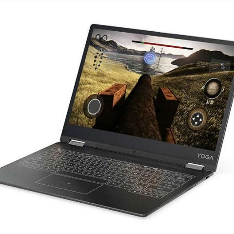 Lenovo Yoga A12 Android convertible launched with 'Halo' keyboard at $299