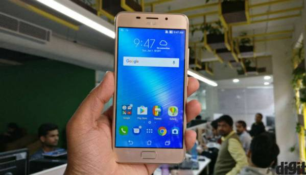 Asus ZenFone 3S Max with 5000mAh battery, Android Nougat launched at Rs. 14,999