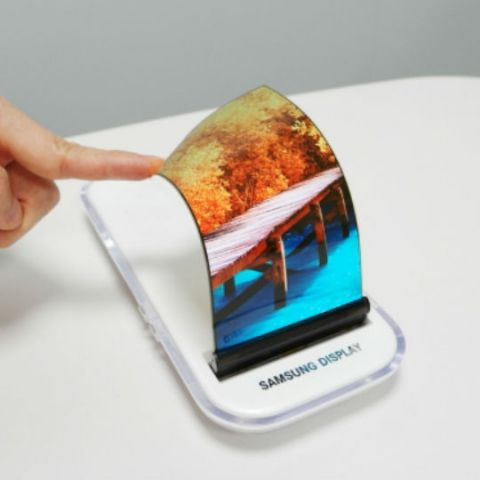 11 charged for selling Samsung's bendable display technology to Chinese rivals