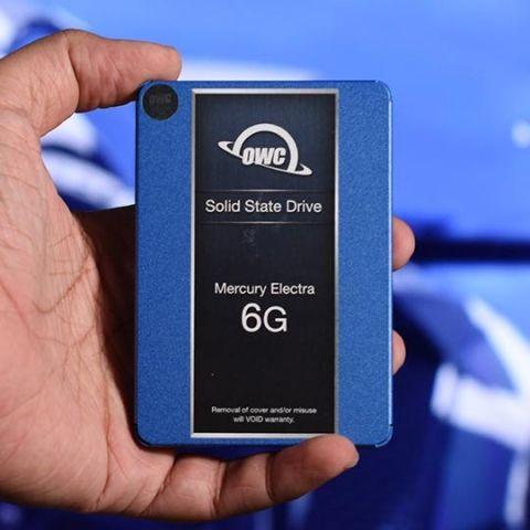 OWC Mercury Electra 6G MAX 1 92 TB SSD Review