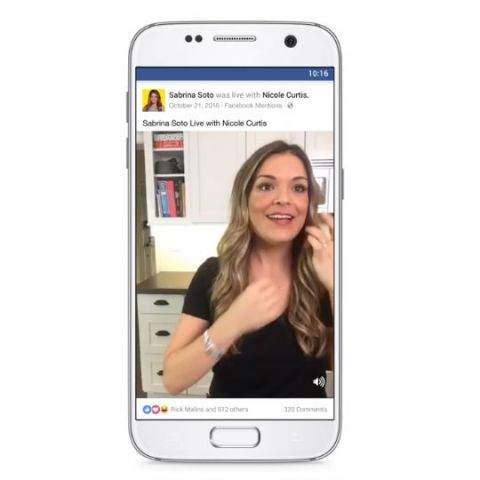 Facebook will soon roll out a Video app for TVs