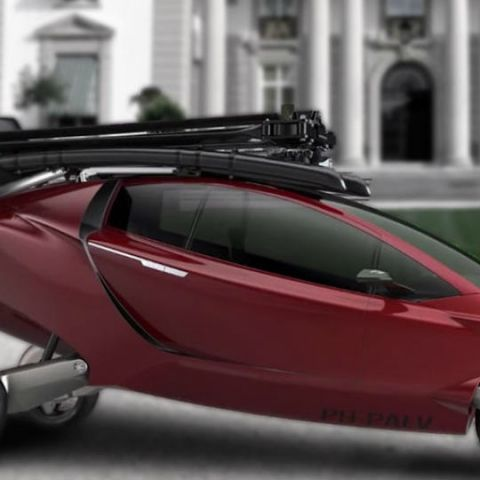 Meet the PAL-V Liberty, the world's first flying car that you can actually buy