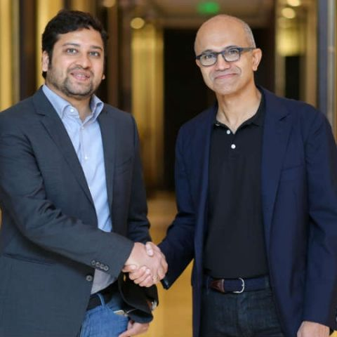 Microsoft and Flipkart announce cloud partnership to enable better customer experience