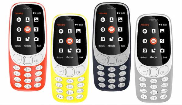 Nokia 3310 listed for pre-order, hints at April 28 release