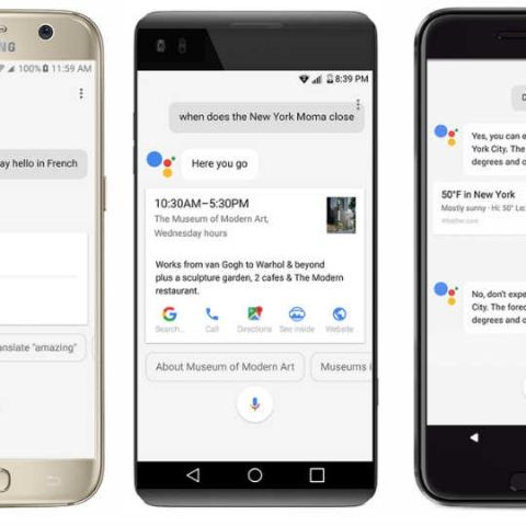 Google Assistant coming to Android smartphones running Marshmallow and Nougat