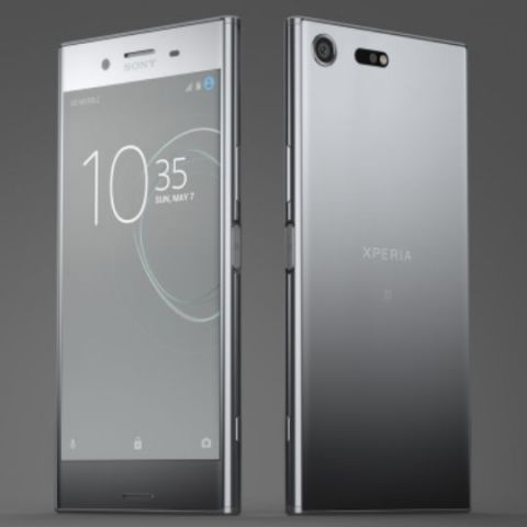 Sony Xperia XZ Premium launched with 4K HDR display