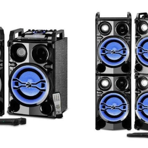Zebronics Monster pro x10, Monster pro 2x10 speakers launched in India