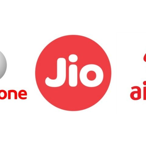 Reliance Jio v. Airtel v. Vodafone: unlimited tariff plans compared