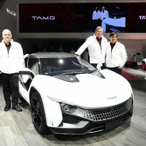 A look at the technology behind the new TaMo RaceMo