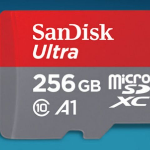 SanDisk launches A1-certified microSD cards, USB 3.1 flash drives in India