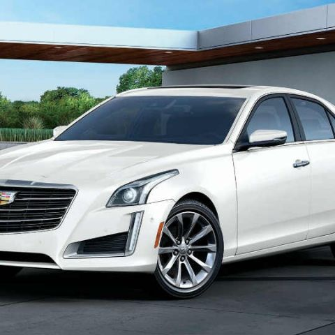 "Cadillac's new V2V technology can make cars ""talk"" to each other about road conditions"