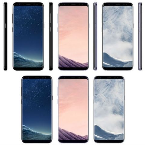 Samsung Galaxy S8, Galaxy S8+ pricing, colour variants leaked