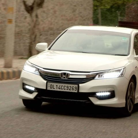 Tested: The technology inside the Honda Accord Hybrid