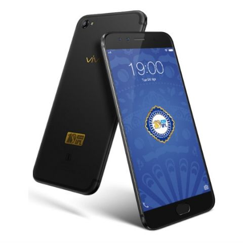 Vivo V5 Plus Limited Edition with Matte Black finish launched in India