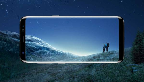 Samsung Galaxy S8 reportedly has brightest smartphone display at over 1,000 nits: DisplayMate