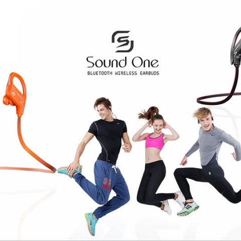 Sound One launches their SP-6 sports bluetooth earphones in India